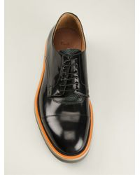 Paul Smith - Black Classic Derby Shoes for Men - Lyst