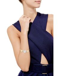 Marco Bicego - Metallic Lunaria And Diamond Bracelet - Lyst