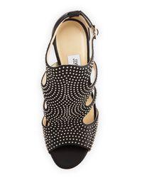 Jimmy Choo - Black 'tarine' Sandals - Lyst
