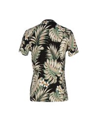 Penfield   Black T-shirt for Men   Lyst