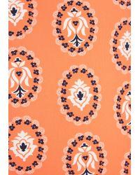 Downeast Basics - Orange Snorkeling Fling Swimsuit Top - Lyst