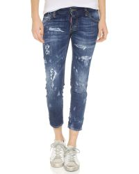 DSquared² | Blue Deana Jeans | Lyst