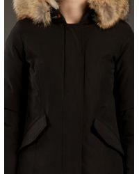 Woolrich | Black Arctic Parka | Lyst