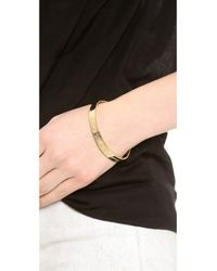 Samantha Wills - Metallic Astrology Bangle Bracelet - Virgo - Lyst