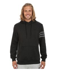 Adidas Originals | Black Sport Luxe Fleece Hoodie for Men | Lyst