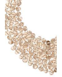 Coast - Metallic Bella Necklace - Lyst