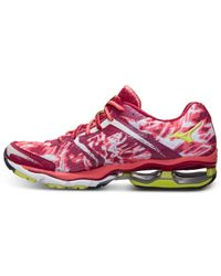 Mizuno - Red Women'S Wave Creation 15 Running Sneakers From Finish Line - Lyst