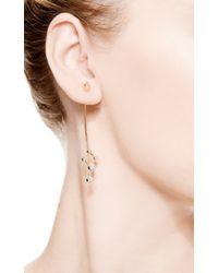 Sophie Bille Brahe - Metallic Dauphin Etoile Earring - Lyst