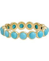 Irene Neuwirth - Blue Gemstone Band Size Os - Lyst