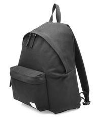 Rag & Bone - Black Shearling-trimmed Textured-leather Backpack - Lyst