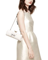 kate spade new york | Natural Wedding Belles Mr And Mrs Clutch | Lyst