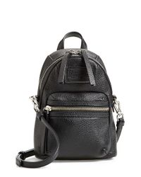 Marc By Marc Jacobs | Black 'domo' Crossbody Bag | Lyst