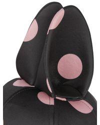 Vivetta | Pink Rabbit Ears Neoprene Baseball Hat | Lyst