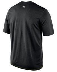 Nike - Black Men's Chicago White Sox Dri-fit Legend T-shirt for Men - Lyst
