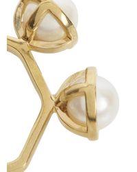 Smith/grey - Metallic The Whisper White Pearl Ring - Lyst