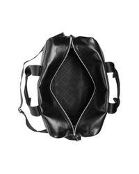BOSS Green - Black 'Permot'   Weekender Bag With Detachable Shoulder Strap for Men - Lyst