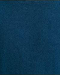 Zara | Blue Cashmere Sweater for Men | Lyst