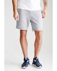 Forever 21 | Blue Slub Knit Sweatshorts for Men | Lyst