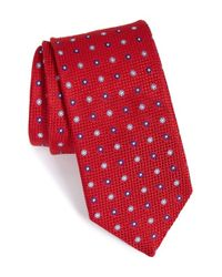 John W. Nordstrom | Red John W. Nordstrom 'generation' Floral Tie for Men | Lyst