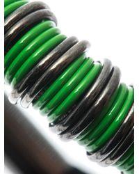 Missoni - Green Chevron Bracelet - Lyst