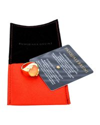 Pasquale Bruni - Metallic 18k Elements Moonstone & Diamond Ring - Lyst