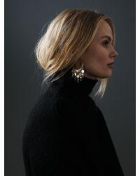 Jenny Bird | Blue August Moon Earrings | Lyst