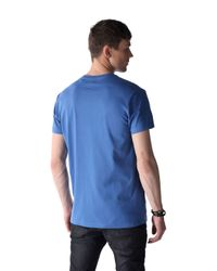 DIESEL | Blue T-couges for Men | Lyst