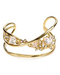 Alexis Bittar | Metallic Miss Havisham Starlight Orbit Cuff | Lyst