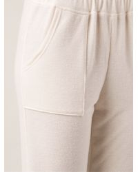 Obey - White 'Harley' Lounge Trousers - Lyst