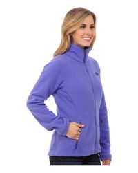 The North Face - Purple Palmeri Jacket - Lyst