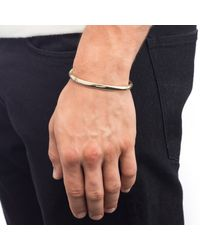 Lulu Frost | Metallic Fortitude Cuff for Men | Lyst