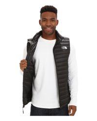 The North Face - Black Tonnerro Vest for Men - Lyst