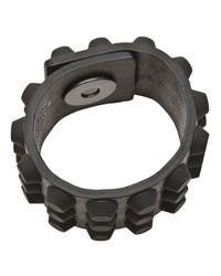 Ronald Pineau | Black Magnet Bracelet | Lyst