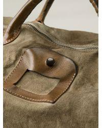 Numero 10 - Green 'monzeglio' Luggage Bag for Men - Lyst