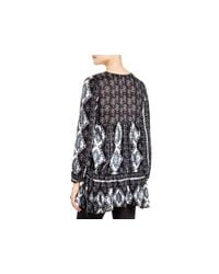 Free People - Black Down By The Bay Tunic - Lyst