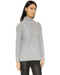 Parker | Gray Tawny Sweater | Lyst