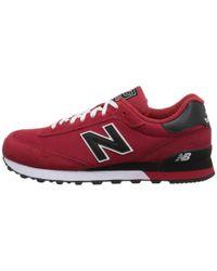 New Balance Red Nbg574b for men