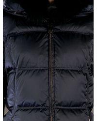 Geospirit | Blue Montrose Padded Jacket | Lyst