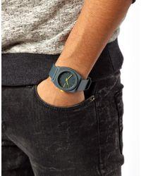 Nixon - Gray Time Teller Watch A119 for Men - Lyst