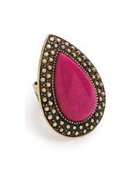 Samantha Wills | Pink Bohemian Bardot Ring | Lyst
