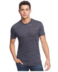 Alternative Apparel | Blue Journeyman T-shirt for Men | Lyst