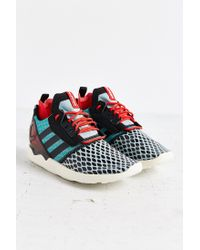 Adidas - White Originals Zx 8000 Boost Sneaker - Lyst