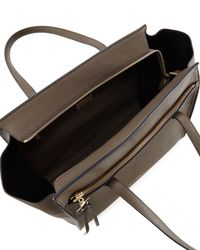 Ferragamo - Brown Amy Large Leather Tote Bag - Lyst