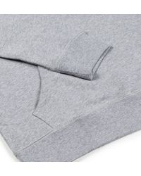 Sunspel | Gray Men's Loopback Cotton Hoody for Men | Lyst