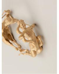 Valentino - Metallic Sagittarius Bracelet - Lyst