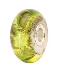 Trollbeads | Green Earth Glass Bead | Lyst