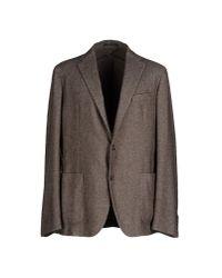 Tagliatore - Natural Blazer for Men - Lyst