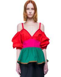 Isa Arfen - Multicolor Dress - Lyst