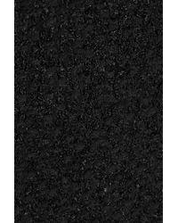 Gucci - Black Tweed Mini Skirt - Lyst