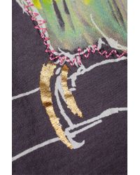 BOSS Orange | Black Cotton Tshirt Talmeise | Lyst